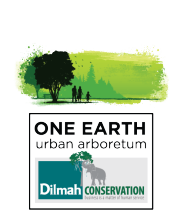 Logo of One Earth Urban Arboretum