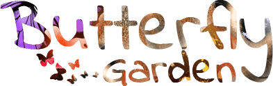 Logo of the Garden of Butterfly