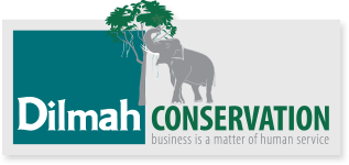 Logo of Conservation by Dilmah