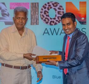 Award Winner Harsha Abeywardana