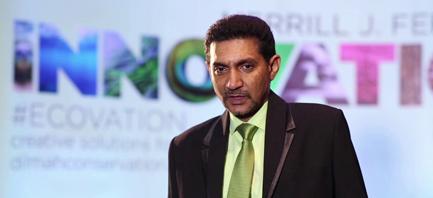 MJF Innovation Winner Mahendra Prasad Peris