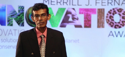ISW Karunatilake in Innovation Awards