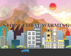 Animation of Global Warming Effects