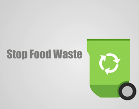 Say NO to food waste #ThinkEatSave