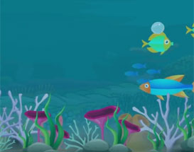 Animation of under the Sea