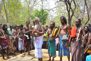 Dignified Empowerment of Sri Lanka's Veddah's at the 'Varigasabha' Convention