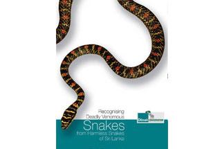 Recognizing Deadly Venomous Snakes from Harmless Snakes of Sri Lanka