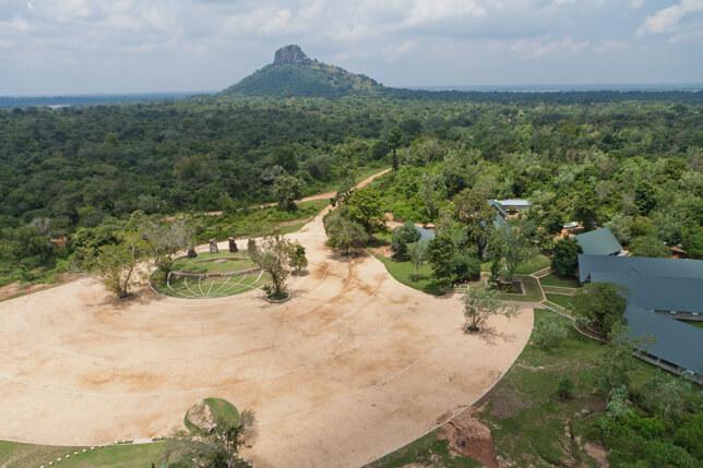 Thoppigala Heritage Center