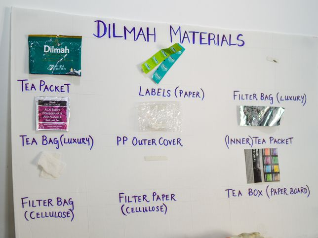 Dilmah Rrecycling Project