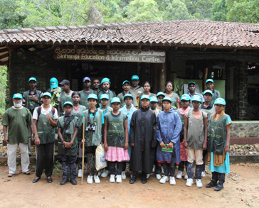 Sinharaja Education & Information Centre Kids