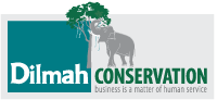 Logo of the Dilmah Conservation