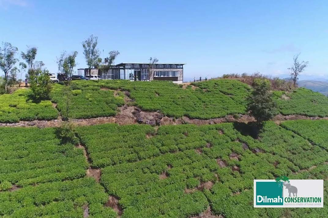 Climate Research Facility by Dilmah Conservation