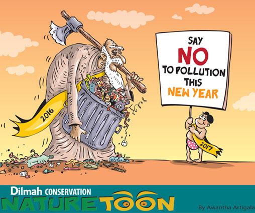 Naturetoon - January 10