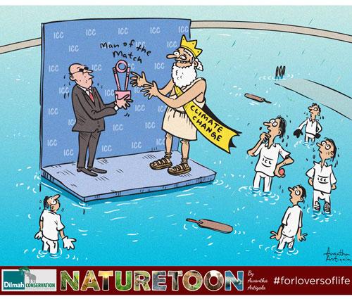 Caption the Naturetoon!