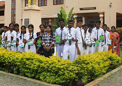 Reviving Nature Appreciation Clubs in Jaffna