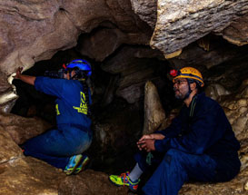 Dive into the Earth's Deep End- Sri Lanka's Caves