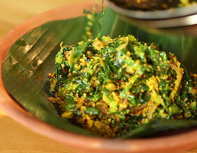 Traditional Cabbage Mallum