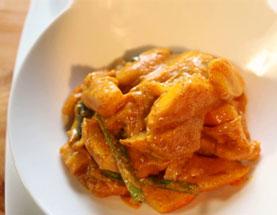 Coconut Mustard and Kekiri Curry