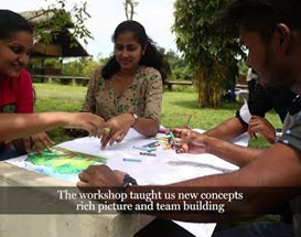 Youth in Conservation - Workshop 01